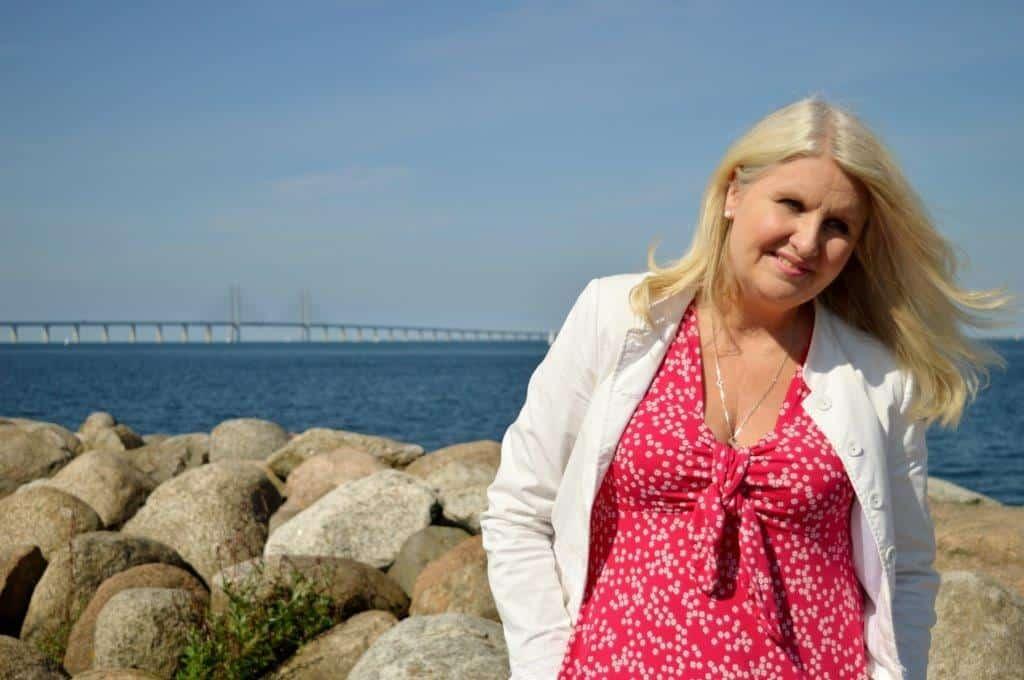 """Elisabeth föreläser på hälsomässan i Limhamn, """"Gör det stora skiftet med hypnos"""""""
